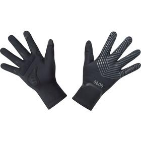 GORE WEAR C3 Gore-Tex Infinium Stretch Mid Handschoenen, zwart
